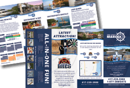 graphic design brochures springfield mo