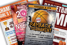 flyers graphic design springfield mo