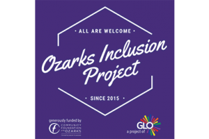Community relations for Ozarks Inclusion Project provided by 2oddballs Creative